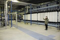 Newest water treatment facility now operational