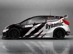 Fast Fiesta - Symtech-Kosciuszko S-WRC Fiesta