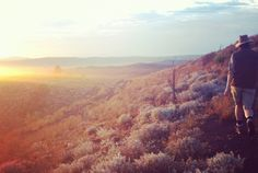 Startle member Lisa Cohen of Los Angeles snapped this photo during a sunrise hike in the Flinders Ranges, South Australia.