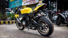 Cận cảnh Yamaha R1 phiên bản đặc biệt 60 năm đầu tiên tại Việt Nam | Thảo Luận - 2banh.vn