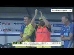 Australia vs Sri Lanka 1st T20 Cricket Match Highlights - September 7, 2016