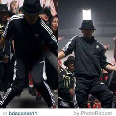 "Michael Jackson ""Love Never Felt So Good"" video / Dancer: Bobby Dacones (Choreographers: Rich + Tone Talauega)"