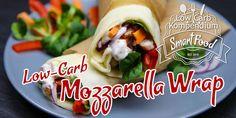 Mozzarella Wrap Low-Carb 🌯