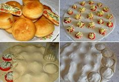 How to DIY Easy Homemade Calzones | iCreativeIdeas.com Like Us on Facebook ==> https://www.facebook.com/icreativeideas
