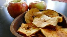Cinnamon Sugar Apple Chips: 25 Brilliant Ways To Eat More Apples This Fall