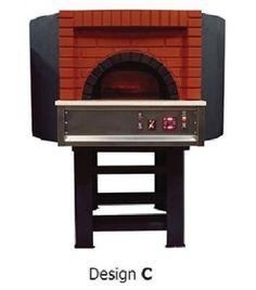 Four à gaz pour les pizzas G100C / S, Série G