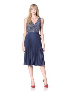 70% OFF Eva Franco Women's Aurora Dress Belted (S.O.S.)