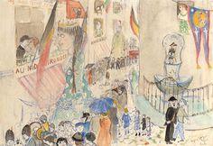 Artworks of Edgard Tytgat (Belgian, 1879 - 1957)
