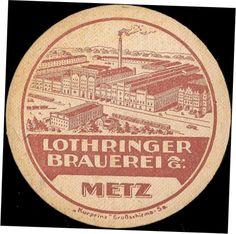Lothringer Brauerei Metz
