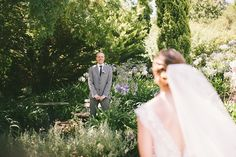 First Look  Pulp Shed - Glen Ewin Estate - Adelaide Hills | Lucinda May Photography | Adelaide Wedding Photographer