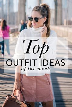 Each week we round up the most inspiring outfit ideas on the streets. From casual fall layers to fur statement pieces, these were our top picks. | Be Daze Live - fall outfits, winter outfit, spring outfits, casual outfits, comfy outfits, cardigan outfit, sneakers outfit, fall trends 2016, work outfits, work outfit, office outfits