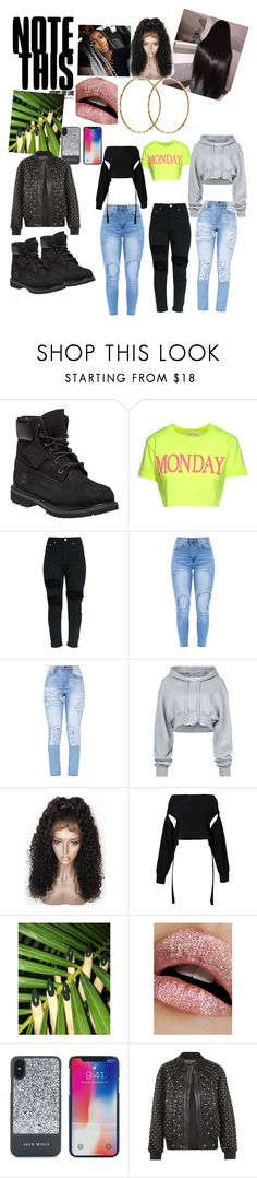 """#PolyPresents: New Year's Resolutions"" by nvo-chanel-frisby ❤ liked on Polyvore featuring Timberland, Alberta Ferretti, Off-White, WithChic, Dorothee Schumacher, Lime Crime, Jack Wills, Balmain, Pernille Corydon and contestentry"