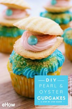 You don't need to dive into the ocean to find precious treasure—just do some baking! The oysters and pearls may not be worth millions of dollars, but the reactions of your family and friends will be priceless!