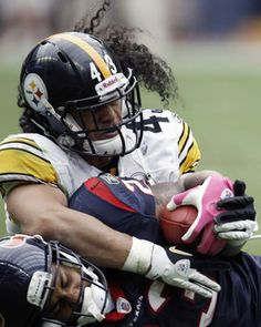 82833abe9 Troy Polamalu Picture at NFL Photo Store Reliant Stadium