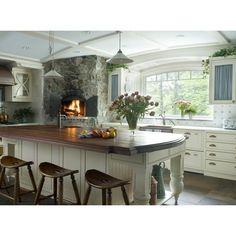 Wow, dream kitchen!