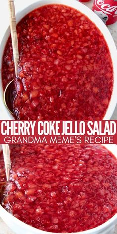 Jello Dessert Recipes, Dessert Salads, Fruit Salad Recipes, Jello Salads, Fruit Salads, Gelatin Recipes, Fruit Dishes, Food Dishes, Recipes