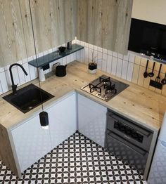 81 smart ways to make the most of a small kitchen ideas 1 Interior Design Interior Design Kitchen Design Ideas interior Kitchen small Smart ways Kitchen Room Design, Kitchen Sets, Interior Design Kitchen, Kitchen Decor, Kitchen Small, Modern Small Kitchen Design, Micro Kitchen, Eclectic Kitchen, Studio Kitchen