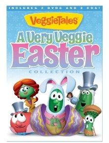 Veggietales: A Very Veggie Easter Collection (2012)