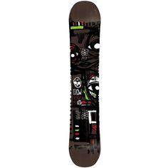Flow Snowboards | Flow snowboard Verve 2014