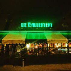 De Ballentent Rotterdam. Home of the best meatball :-)