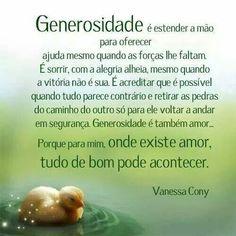 Generosidade