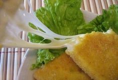 Fried Cheese / Caşcaval Pane :: Romanian Food Recipes