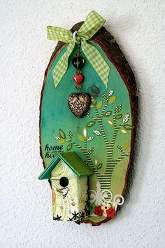 Birgit koopsen, home is where the heart is, prima dt-call 2010.  Adorable!