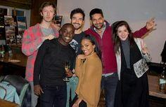 Cast of #Sense8 #Netflix