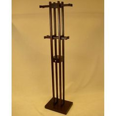 Entryway-Coat-Rack-Stand-Tree-Holder-Hanger-Hallway-Wood-Hook-Storage-Furniture