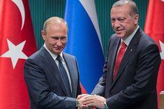 """Dunya-az.com   """"Dəyərli dostum Putinlə birlikdə..."""" - Ərdoğandan tarixi mesaj"""