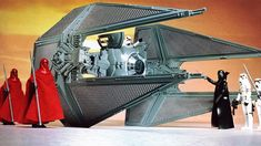 Star Wars Action Figures Inducted Into the Hall of Fame. Let's Celebrate With Awesome Pictures. Star Wars Film, Star Wars Toys, Star Trek, Starwars, Figuras Star Wars, Kenner Toys, Star Wars Merchandise, Star Wars Images, Star Wars Birthday