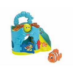 Disney Baby Amazing Animals Finding Nemo Rollin' Round Ramp