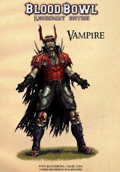 Blood Bowl Vampire