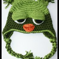 The Original Not ANOTHER Owl Hat! January 26, 2013 by Rhondda