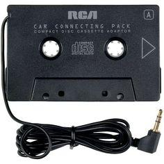 Rca Ah600R Cd/Auto Cassette Adapter