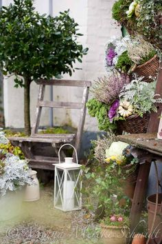 Blomsterverkstad: Country Living Outdoors