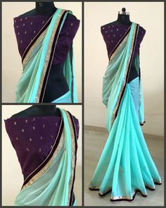 To buy pls contact 9789055293 Lengha Dress, Designer Sarees, Indian Dresses, Blouse, Stuff To Buy, Indian Gowns, Blouses, Hoodie, Woman Shirt