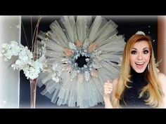 How to make a Christmas Wreath CHEAP AND EASY!, My Crafts and DIY Projects