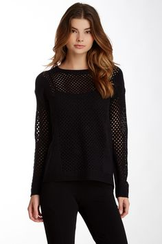 Devoted Asymmetrical Hem Sweater