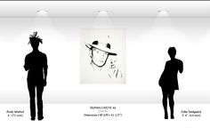 Andy Warhol Truman Capote 46