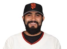 Sergio Romo Stats, News, Pictures, Bio, Videos - San Francisco Giants - ESPN  He has a sweet smile.
