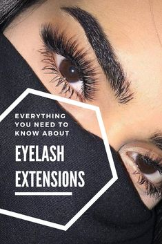 Everything you need to know about individual eyelash extensions from length to style from russian mink to Makeup Brush Storage, Makeup Brush Cleaner, Cosmetic Storage, Eyelash Extension Removal, Oil Free Makeup, Eyelash Sets, Individual Eyelash Extensions, How To Clean Makeup Brushes, Lots Of Makeup