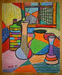 Image result for middle school art lesson famous artist