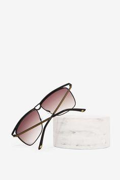 Gunn Cutout Shades - Accessories | Sunglasses