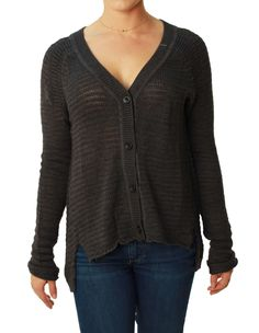 Fox Racing Women's Settle Down Cardigan Sweater