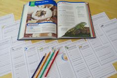 The Reptiles:  Warm ups, bell ringers and/or pages for your biology and life science interactive notebooks.