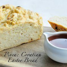 Croatian easter bread - gluten free