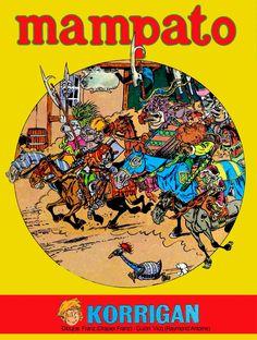 revista mampato comics y los 70s: Mampato comics