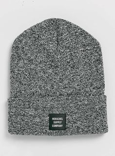 1761dfc238c9b Herschel Grey Beanie - New Arrivals - New In