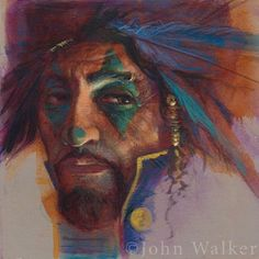 Another phenomenal piece from a master of acrylics. Daily Paintworks - John Walker